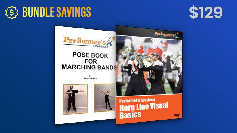 Visual Basics DVD and Pose Book Bundle Pricing