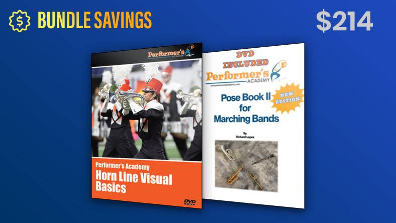 Visual Basics DVD and Pose Book 2 Bundle Pricing